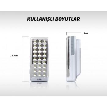 SL-8619A LED IŞILDAK